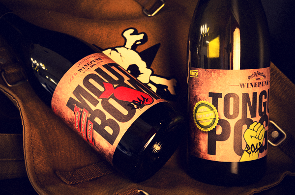 TONGUE POGO Zio Porci Vines Winepunk Weinblog